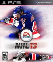 NHL 13 custom Cover by AStein35