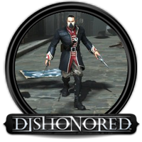 Dishonored - Icon by DaRhymes