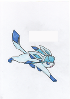 Glaceon by good-flippy