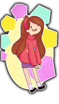 Mabel by lValery