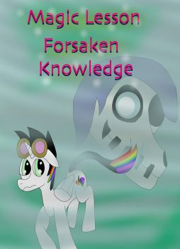 Magic Lesson: Forsaken Knowledge Cover by TeddyBear101ish