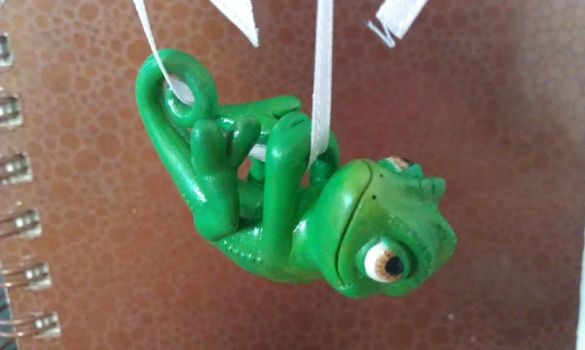 Pascal Pendant by StillAHulaGirl