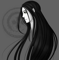 Hair practice - Kenneth by ButtonPrince