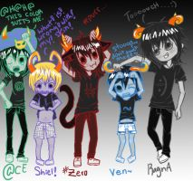 Tinierme Homestuck by AdversusHate
