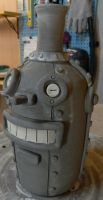 Mr. Robot Jug- WIP by thebigduluth