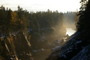 The Imatra Dry Channel 2 by wolfheart83
