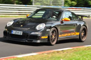 Another GT3RS at the Nurburgri by Pistonspy
