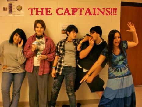 The Captains by twilighters-julia
