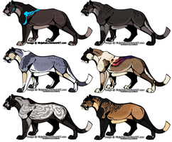 +Point adoptables 7+ by Squiggy-Adoptables