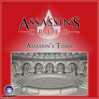 AC2: Assassin's Tomb Scenery by DecanAndersen
