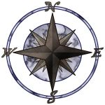 Compass Rose by goldleader23