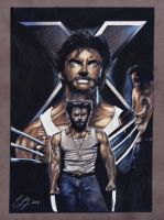 Wolverine Tribute by stepzunique