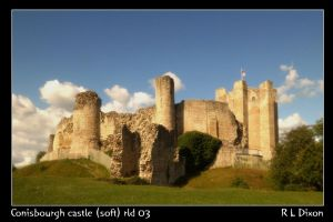 Conisbourgh Castle rld 03 by richardldixon