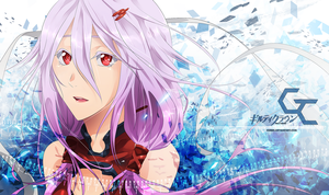 :-- Connections --:  + Guilty Crown wallpaper by dNiseb