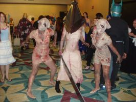 Silent Hill 2 Cosplay by eburel506