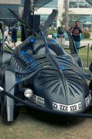 Batmobile from Batman Forever by gottabekittenme