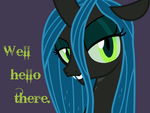 Ask Chrysalis Debut by Srsishere
