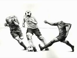 A Bola - The Ball by JohnMonteiro