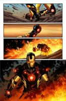 Iron man 1 pg17 by GURU-eFX