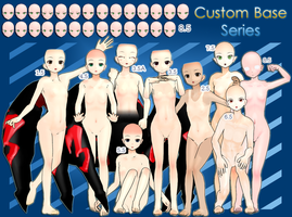 Custom Base Series Log -Update by MMDFakewings18
