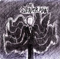 Slender Man by GeoAxon
