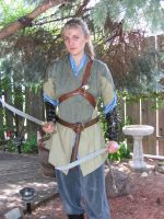 Legolas costume by ThreeRingCinema