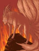 Ninetails by WildJenmonster