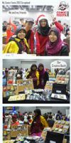 Comic Fiesta 2013 Scrapbook by UmmuVonNadia