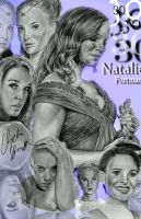 Natalie Portman gets 30 by AngelinaBenedetti