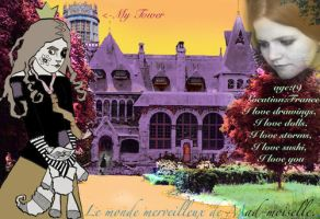 The manor Id, smal by Mad-moiselle