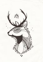Deer by OtikSandath