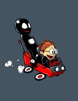 Buggy Ride by ninjaink