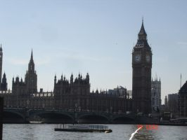 Houses of Parliament by thexbitterxsweet