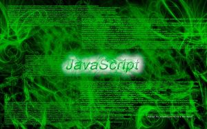 Wallpaper Javascript Programming by artgh