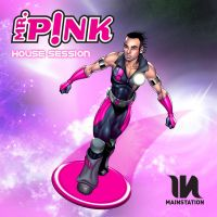 Mr Pink CD cover by Dominic-Marco
