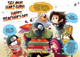 Happy Teacher's Day by saurukent