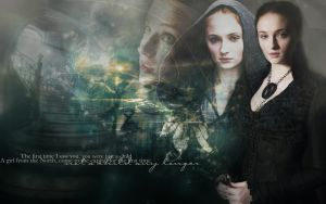Sansa: A Girl from the North by MakorraLove12