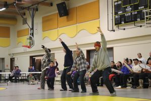 Point Lay Inuit Dance (Thanksgiving) by walisbourne