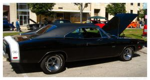 1969 Dodge Charger by Car-Crazy