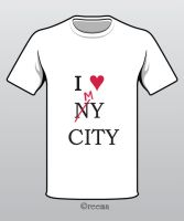 I love my City by shirly90