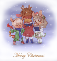 Merry Christmas by Mirelmture