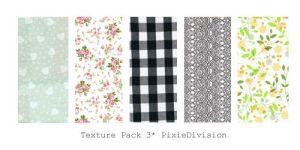 Texture Pack 3 by PixieDivision