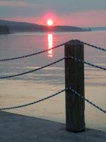 Superior Sunset 0602 by EchoingDroplet