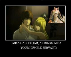 Misa Your Humble Servant by GreenwavesInactive
