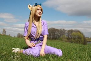 Gadget Hackwrench cosplay 2 by Eletiel