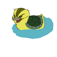 Turtle Duck by Ask-TheFennecePrince