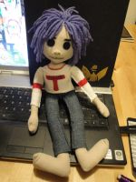 2D doll by Psycho7772