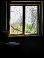 There's A Light Outside... by Yancis