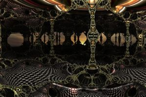 The Hidden Temple of Lysergica by PhotoComix2