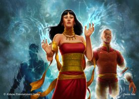 L5R - Military Spell 1 by jasonjuta